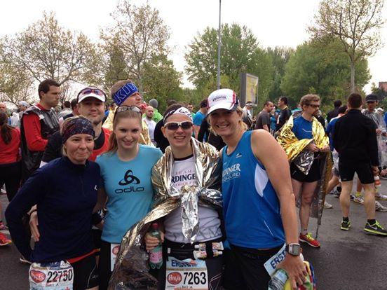 Vienna City Marathon: Vom Kampf gegen mich selbst