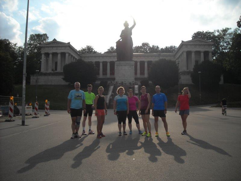 Gut laufen und gut essen gehören zusammen: Rennen und Schlemmen!
