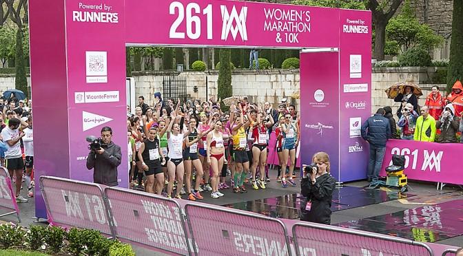 Kathrine Switzer und der 261 Women´s Marathon