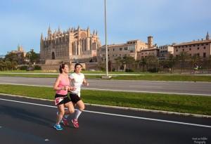 Frauen Marathon / Frauenlauf auf Mallorca