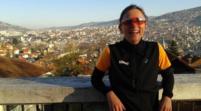 Running in Sarajevo: Ein Lauf durch die Geschichte