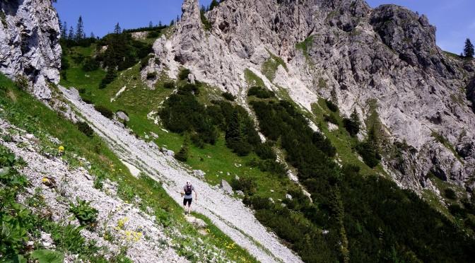 Training für die 4Trails: Traumtour von Garmisch nach Füssen