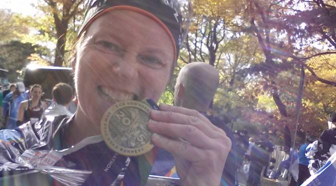 Groß und gigantisch: TCS New York City Marathon 2015