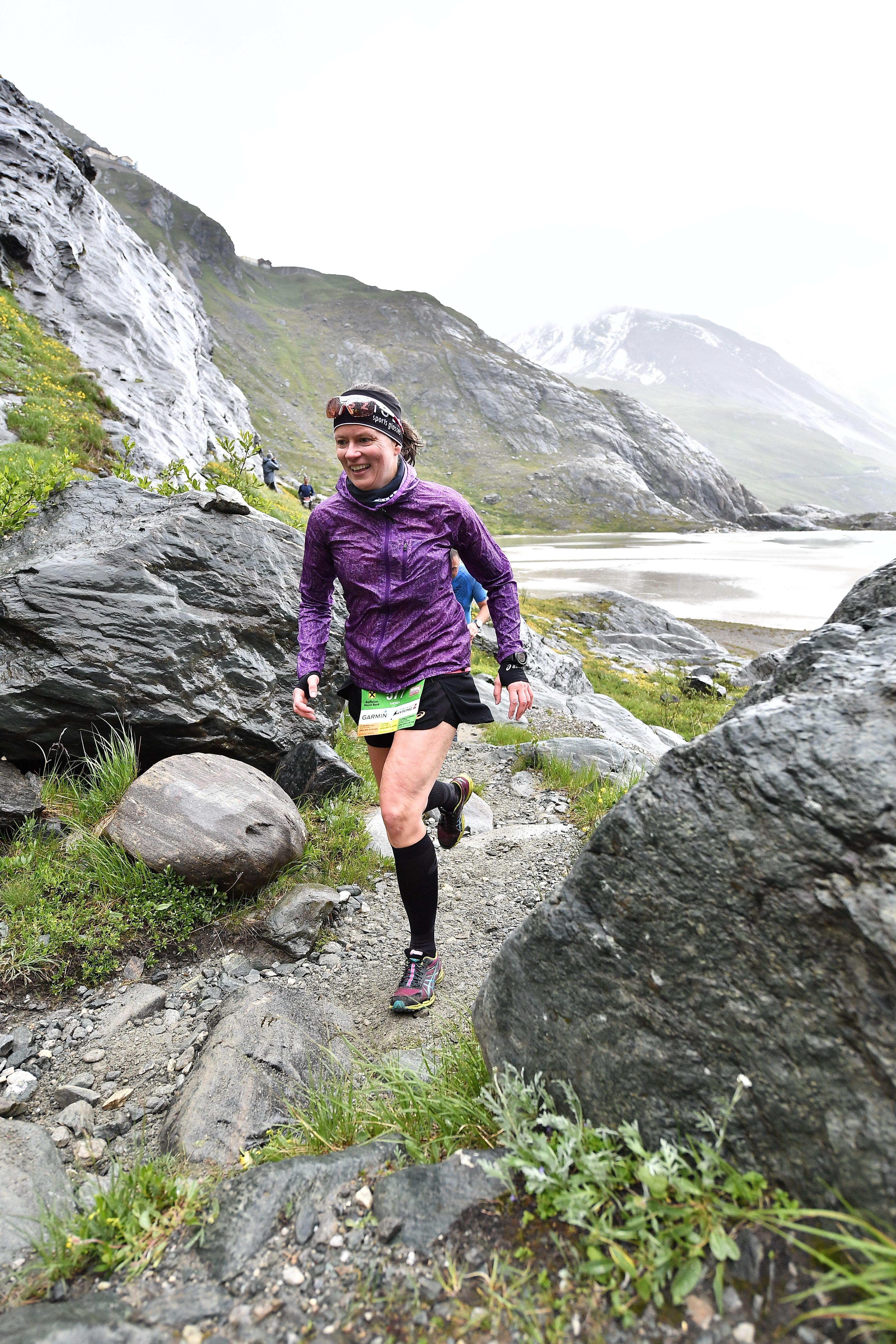 Kurz und knackig: Mythos Großglockner Berglauf