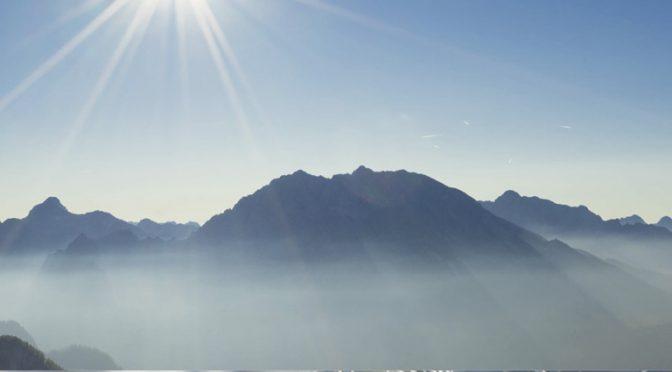 Sehnsuchtsbuch: Touren rund um Berchtesgaden