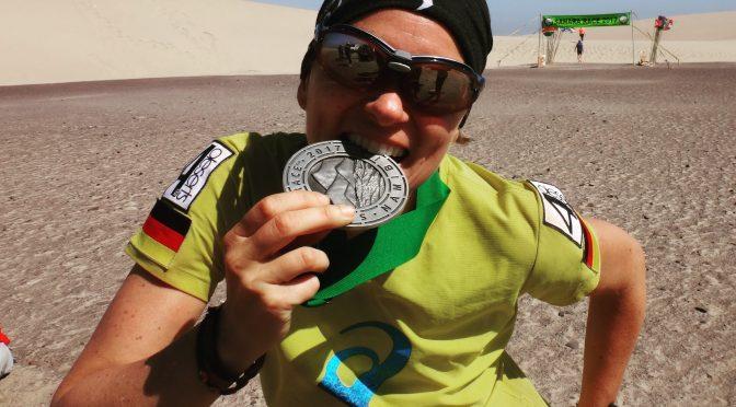 250 Kilometer durch die Namib: Von der Härte und Schönheit der Wüste