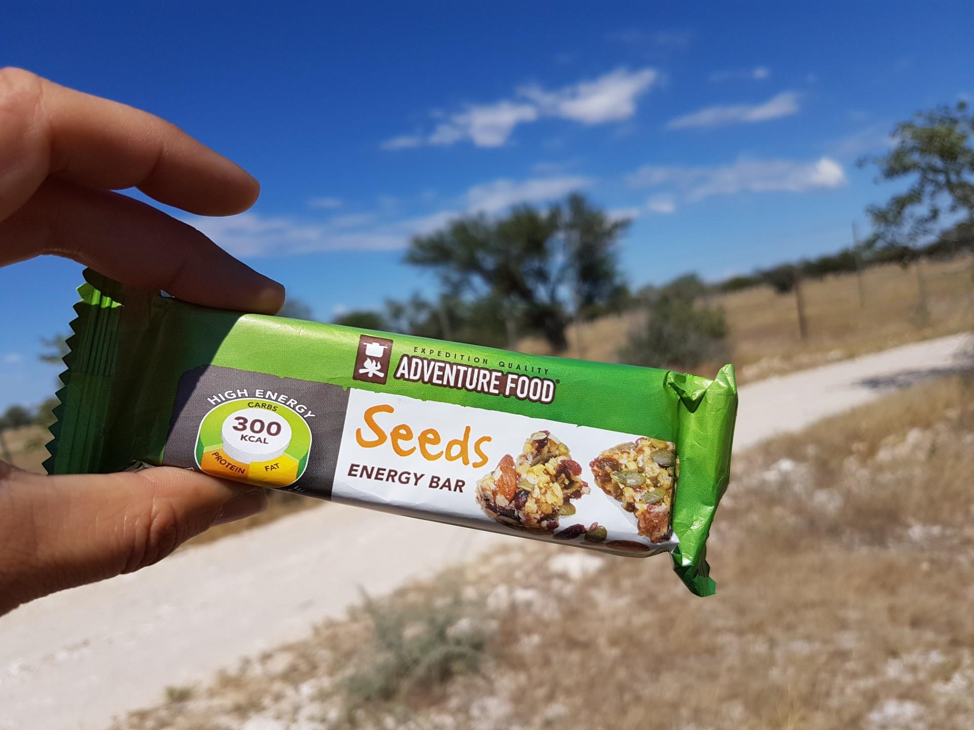 Mein Wüstenessen: Adventure Food