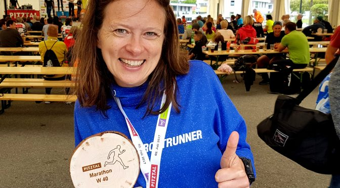 Anstrengend, aber schön – der Gletschermarathon im Pitztal