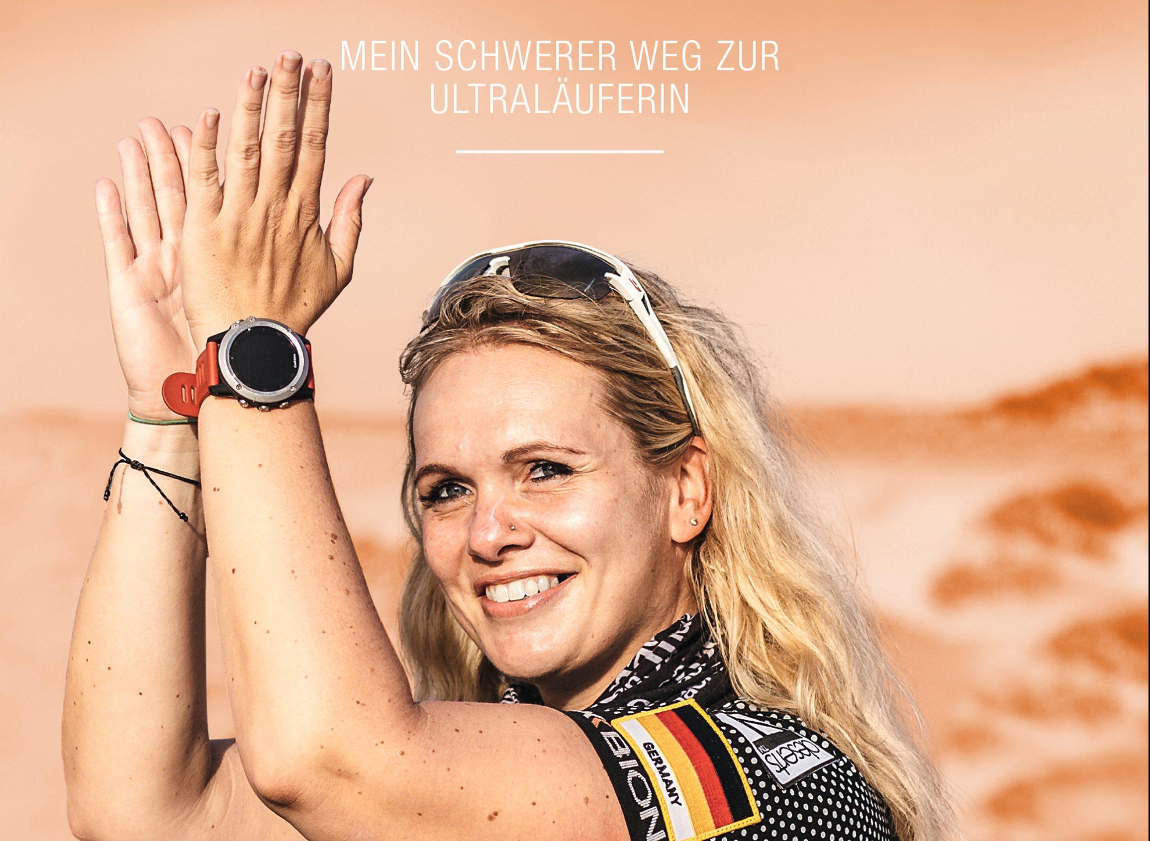 Unbedingt lesen: Antjes Weg zur Wüstenläuferin