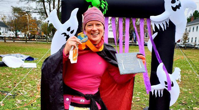 Marathon mit Vampirumhang in Vermont