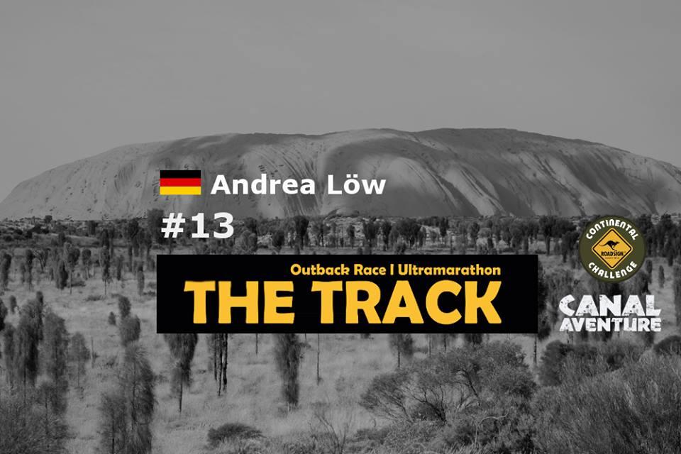 Und jetzt: THE TRACK in Australien