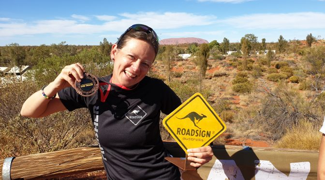 Finish!!! 522 Kilometer im australischen Outback bei THE TRACK