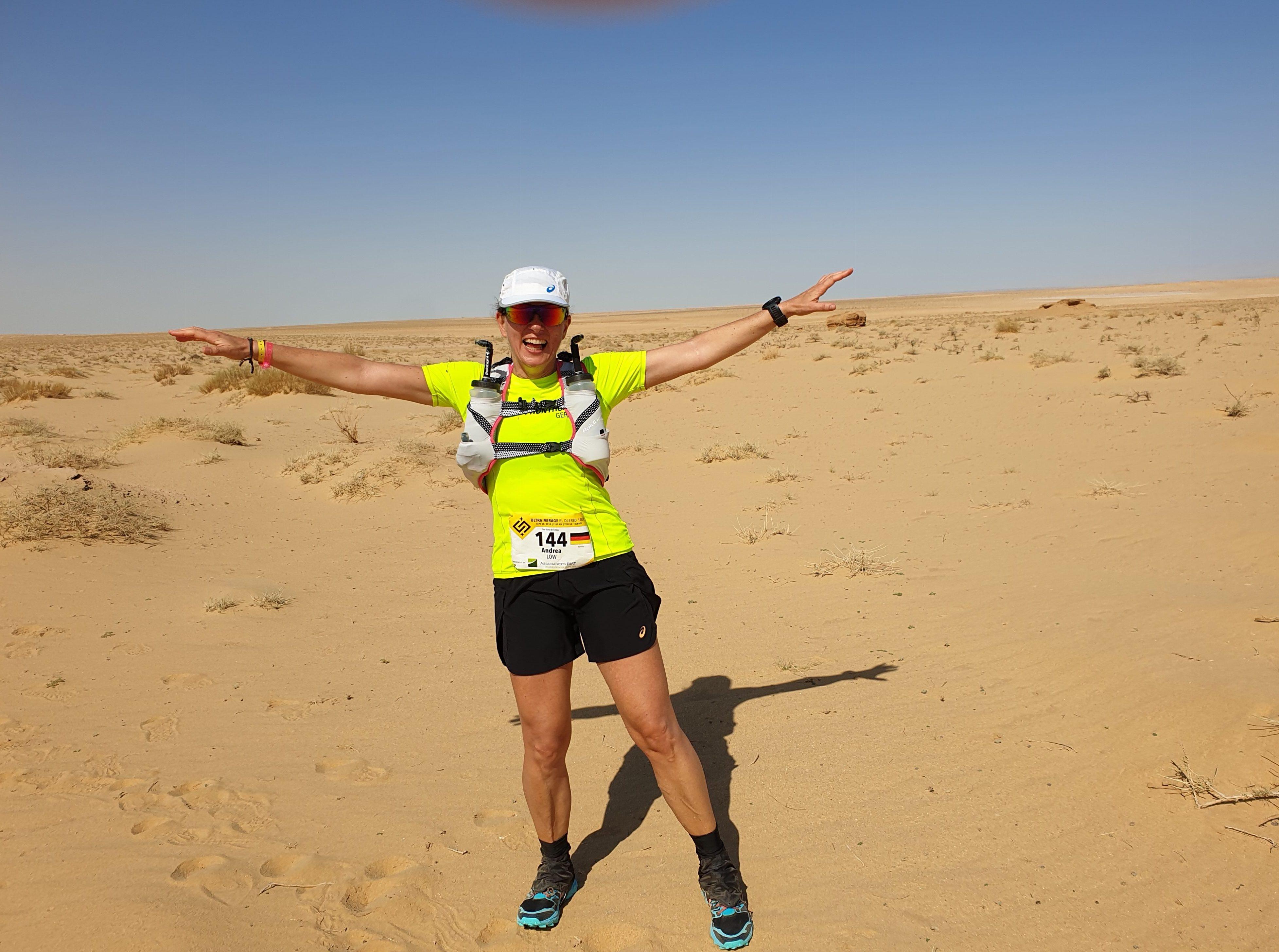 Ultra Mirage El Djerid: magisches Rennen in der Sahara