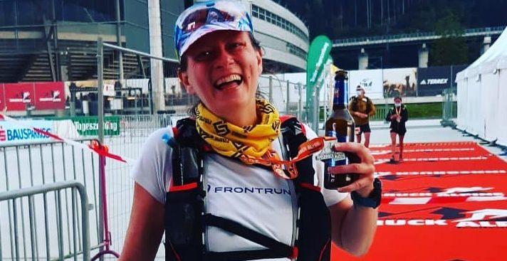 61 Kilometer in Innsbruck als Geburtstagsgeschenk