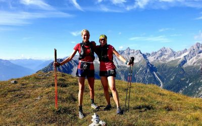Grandioses Trail-Wochenende in Imst