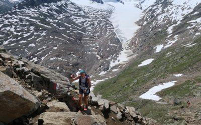 Hochalpines Glück beim Gletscher Trailrun im Ötztal