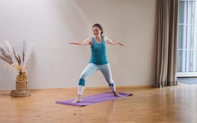 Wenn die Matte dein Zuhause wird: Yoga für Läufer